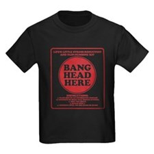 Bang Head Here Stress Reduction Kit T