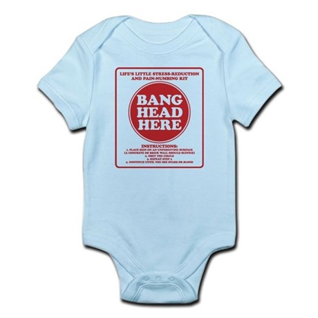 Bang Head Here Stress Reduction Kit Infant Bodysui