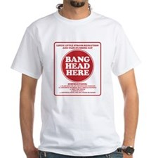Bang Head Here Stress Reduction Kit Shirt