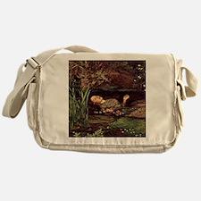 John Everett Millais Ophelia Messenger Bag