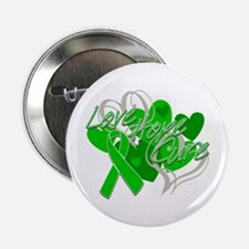 """Spinal Cord Injury Love Hope Cure 2.25"""" Button"""
