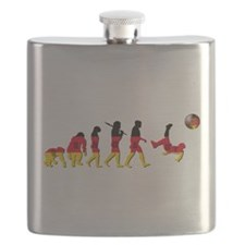German Football Evolution Flask