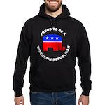 Wisconsin Republican Pride Hoodie (dark)
