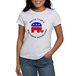 Wisconsin Republican Pride Women's T-Shirt