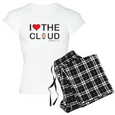 I Love The Cloud Pajamas