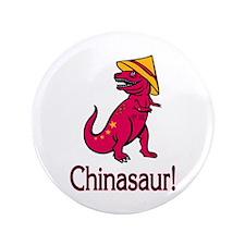 "Chinasaur 3.5"" Button (100 pack)"