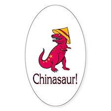 Chinasaur Decal