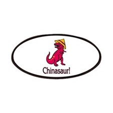Chinasaur Patches
