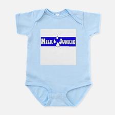 """""""Milk Junkie"""" Onesie"""
