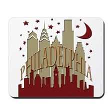 Philly Skyline hot Mousepad