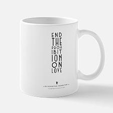 No Prohibition On Love Mug