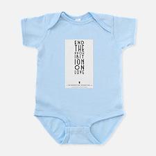 No Prohibition On Love Infant Bodysuit
