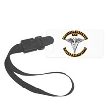 Navy - Rate - HM Luggage Tag