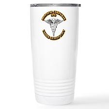 Navy - Rate - HM Travel Mug