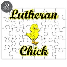 Lutheran Chick Puzzle