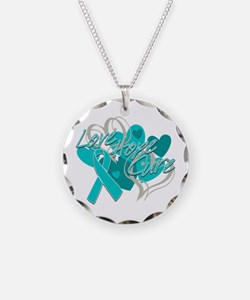 Scleroderma Love Hope Cure Necklace