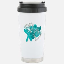 Scleroderma Love Hope Cure Travel Mug