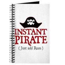 Instant Pirate - Journal