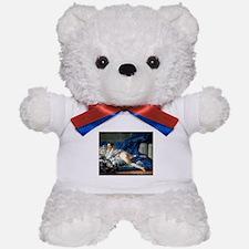 Francois Boucher Odalisque Teddy Bear