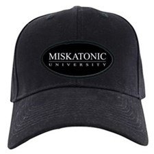 Miskatonic University Cap (Black)