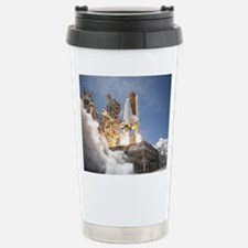 Atlantis Launch STS 132 Stainless Steel Travel Mug