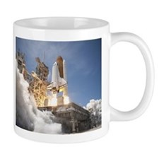 Atlantis Launch STS 132 Mug
