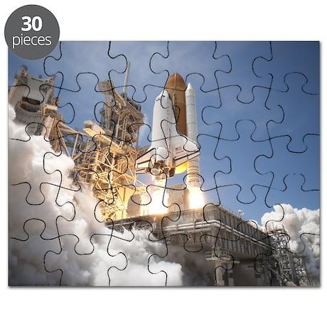 Atlantis Launch STS 132 Puzzle