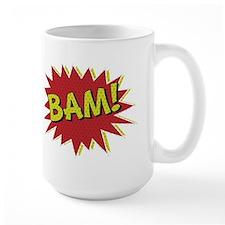 Comic Book BAM! Mug