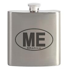 Cute Oval Flask