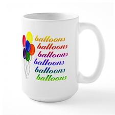 Balloons Balloons Mug