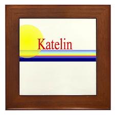 Katelin Framed Tile