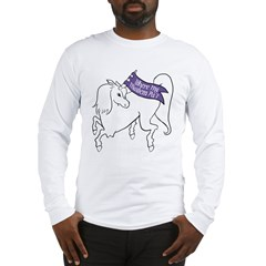 Where my maidens at? Long Sleeve T-Shirt
