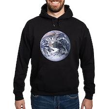 Earth - Big Blue Marble Hoodie