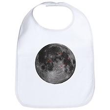 Full Moon Bib