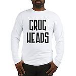 GrogHeads Text Logo Long Sleeve T-Shirt