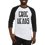 GrogHeads Text Logo Baseball Jersey