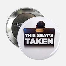 """Obama 2012 This Seat's Taken 2.25"""" Button"""