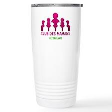Club des Mamans Outaouais Travel Mug