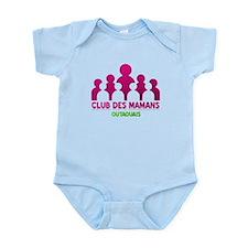 Club des Mamans Outaouais Infant Bodysuit