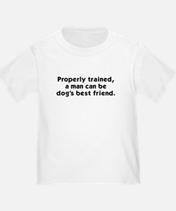 Properly Trained T