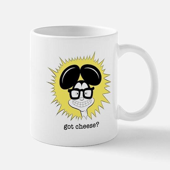 Al B. Mouse Got Cheeses? Mug