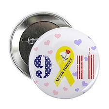 "September 11 Anniversary 2.25"" Button"