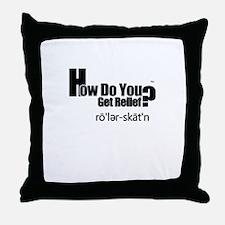 Relief Throw Pillow