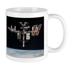 International Space Station Coffee Mug