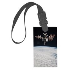 International Space Station Luggage Tag