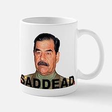 saddam hussein mug