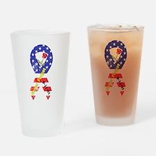 September 11 Anniversary Drinking Glass