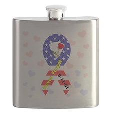 September 11 Anniversary Flask