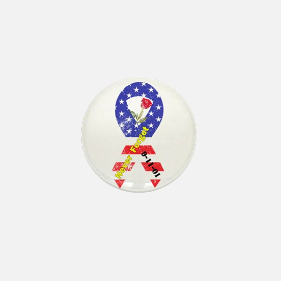 September 11 Anniversary Mini Button