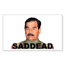 saddam pictures sticker